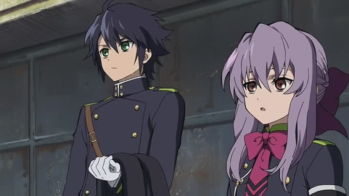Видео: Owari no Seraph | Последний Серафим | Seraph of the End - 7 серия