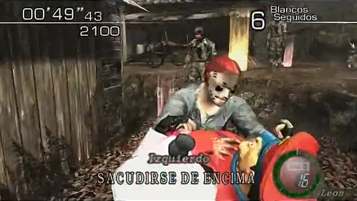 Видео: Resident evil 4 PC - PLAY AS M.BISON - full voice + theme