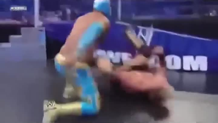 Видео: WWE Sin Cara Best Moves