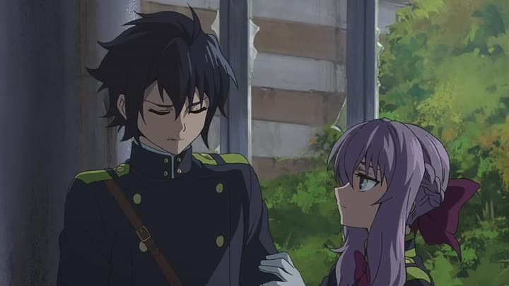 Видео: Owari no Seraph | Последний Серафим | Seraph of the End - 2 сезон 8 серия