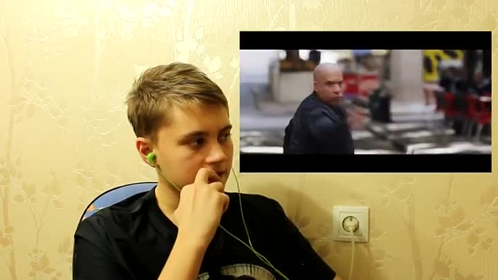 МОЯ РЕАКЦИЯ НА ТРЕЙЛЕР Форсаж 8 The Fast and the Furious 8