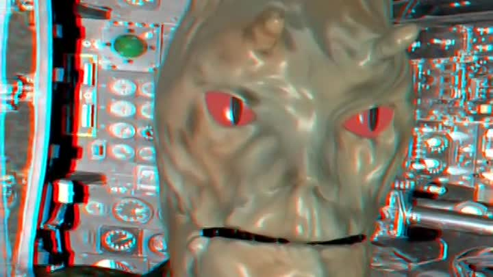 ANAGLYPH 3D ANIMATION MOVIE - HIGH QUALITY-BLENDER MAKE 3D MOVIE.