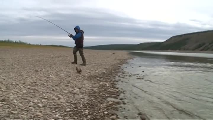 К подножию Юнкэбиль.www.fishingtvclub.ru