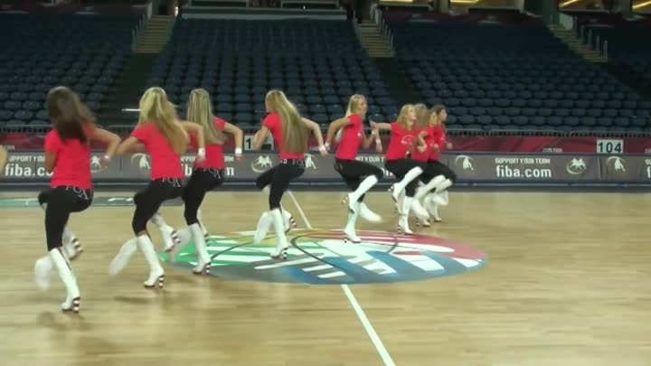 ReD Foxes at FIBA WCh 2010 - Day 8
