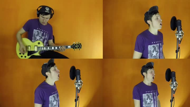 Видео: System Of A Down - Chop Suey [Cover by RADIO TAPOK на русском]