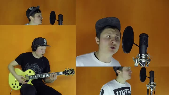 Видео: The Black Eyed Peas - Lets Get It Started на русском (cover by RADIO TAPOK)