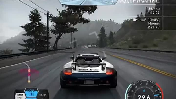 Видео: Need For Speed Hot Pursuit-Full game(PURSUIT)