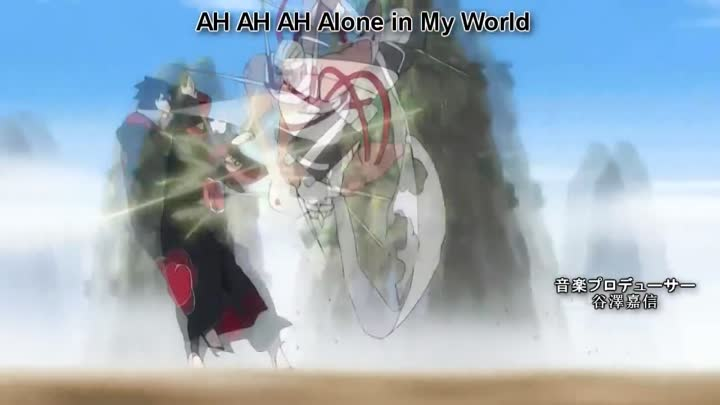 Naruto-Shippuuden Opening 12 ( Lets Fight ) [HD]