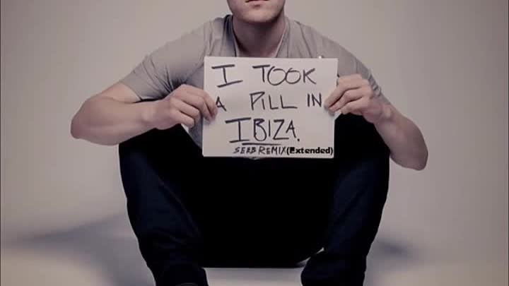 Mike Posner I Took A Pill In Ibiza Seeb Extended Mix