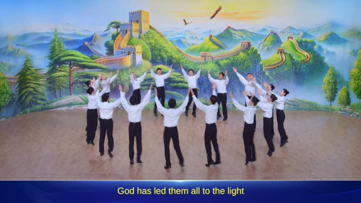 "[MP4 1440p] Welcome the Return of the Lord Jesus | Praise and Worship ""God Has Brought His Glory to the East"""