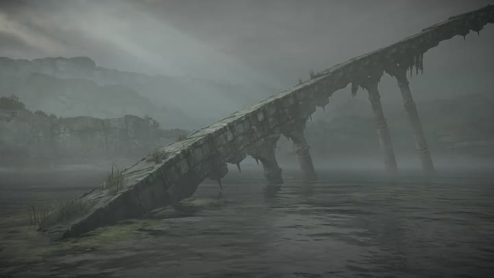 Shadow of the Colossus - PS4 Trailer - E3 2017