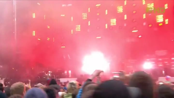 Видео: The Prodigy Live Rock Am Ring 2009 Full Concert Take me to the Hospital 720p HD