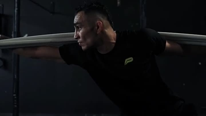"Tony Ferguson ""Pursue With Persistence & Expect Perfection"""