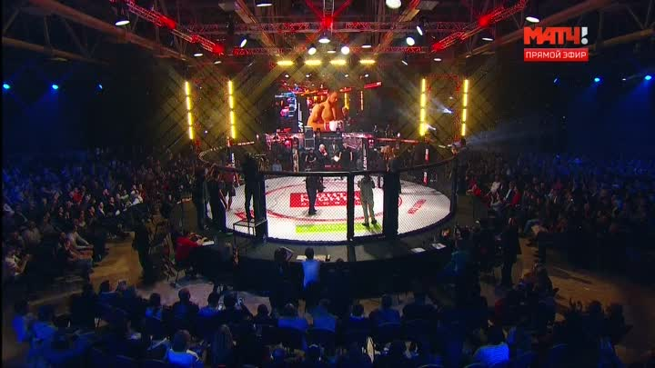 Ясубей Эномото – Николай Алексахин (11.03.2017) Fight Nights Global 61