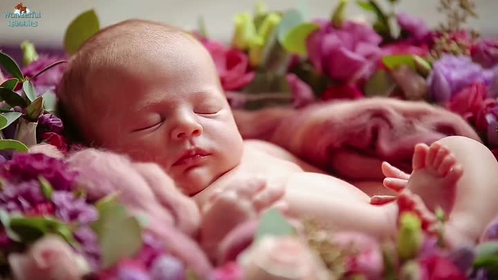 Видео: 1 Hour Soft Relaxing Baby Sleep Music Collection ♥ Brahms Mozart Beethoven Lullaby ♫ Good Night