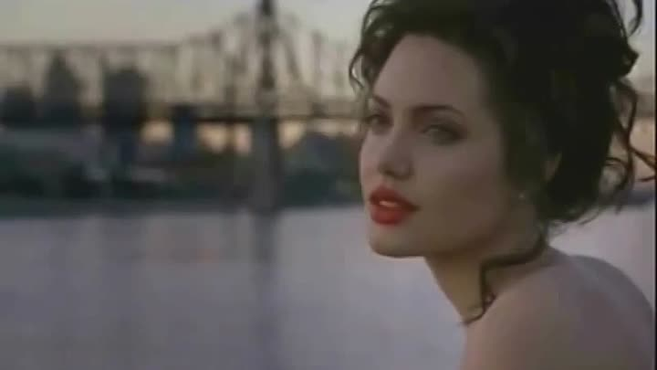 Angelina Jolie and Johnny Depp- Wicked game