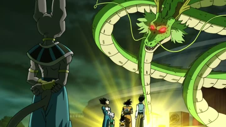 Видео: Dragon Ball Super 009 1080p HDTV x265 + Legenda