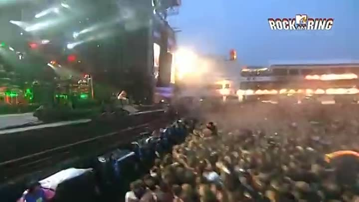 Видео: The Prodigy - Take Me To The Hospital (Live @ Rock am Ring 2009)