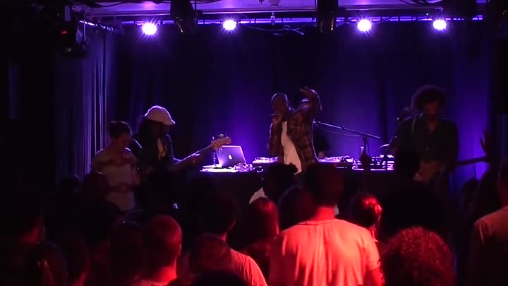 Видео: URBAND SOUL Showcase - ALBUM THE DROP - @ the Krill