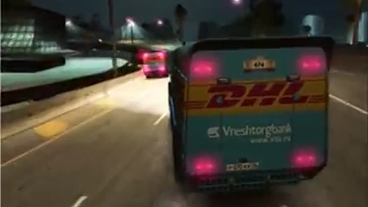 Need For Speed Underground 2 Car mod КАМАЗ-мастер 4911