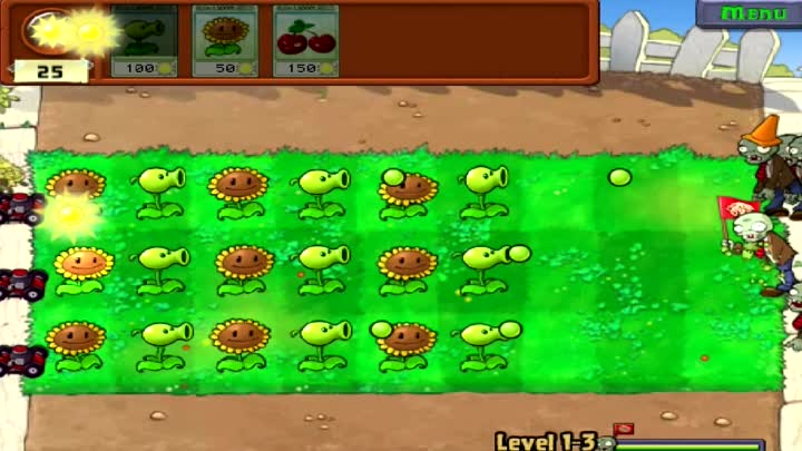 Видео: ✔ Мультик игра для детей -Растения ПротиВ ЗомбИ- Plants vs. Zombies Мультики стрелялки для детей ✔