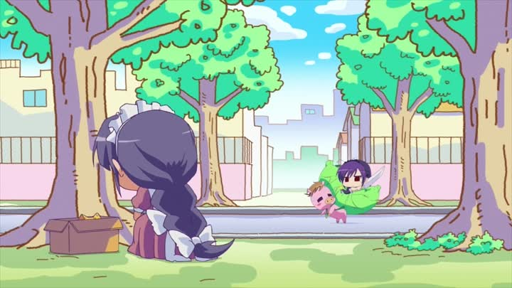 [AniKeyf] Accel World Special 03