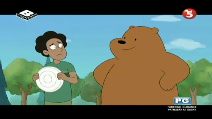 Видео: We Bare Bears Season 1, Episode 6 - Everyday Bears (Tagalog)
