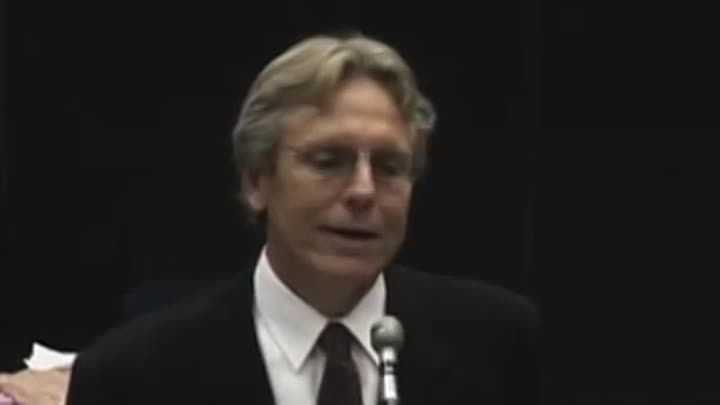 Видео: Prof Lang Converts to Islam - From Atheism to Islam.