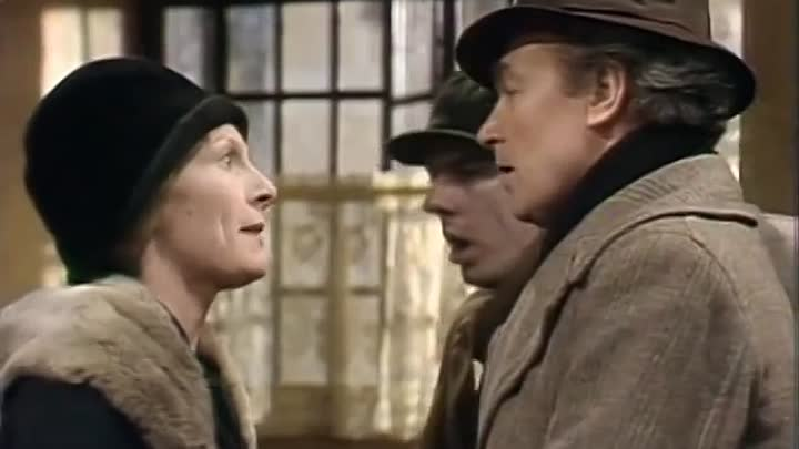 Видео: Отец Браун(детектив). Молот Господень. 1 серия(Father Brown. The Hammer of God)