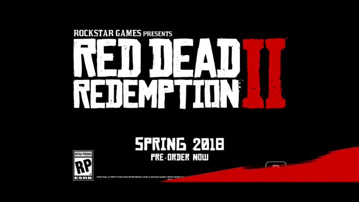 Видео: Red Dead Redemption 2 Official Trailer #2