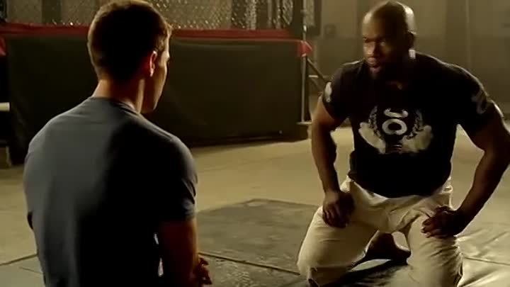 Never Back Down 2 - Calm Your Mind Scene with Michael Jai White