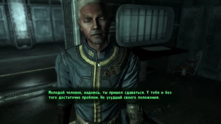 Fallout 3 | серия 2 | Будущее в тумане (Future Imperfect) Побег! (Escape!)