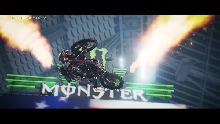 Видео: Monster Energy Supercross — The Official Videogame