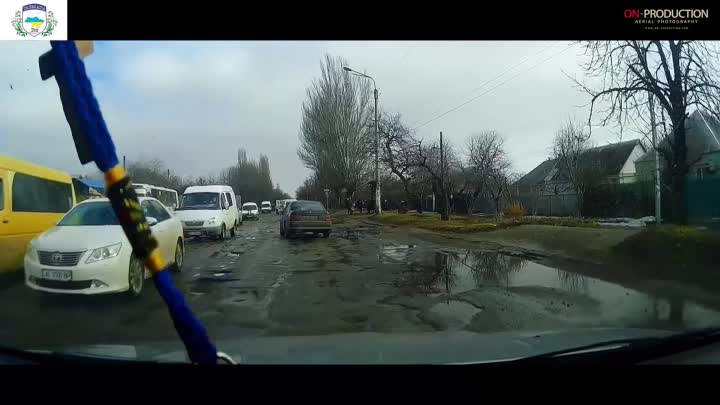 Видео: Nikopol. Road in the city - road to hell