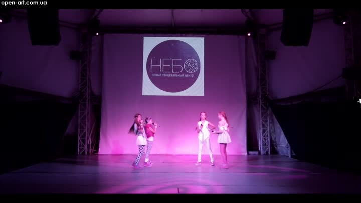 Open Kids - Stop People and Show Girls at Live at Необыкновенность 2013