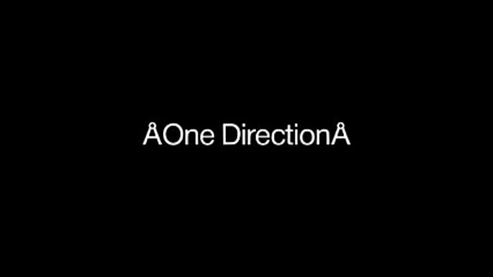 Видео: ~One Direction~