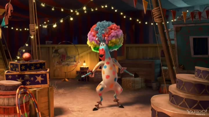 Madagascar 3: Europe's Most Wanted (2012) HD Official Trailer #2