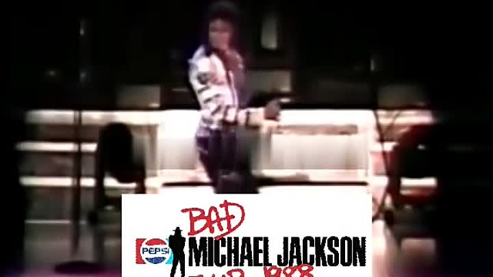 Видео: Michael Jackson Human Nature Complete Bad Tour 88 HQ