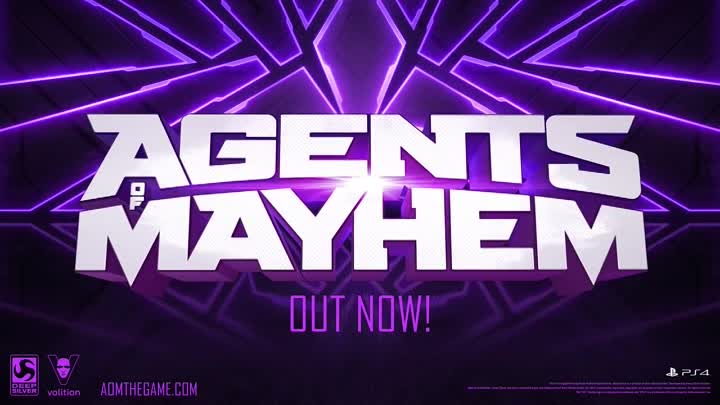 Видео: Agents of Mayhem — трейлер Total Mayhem Bundle