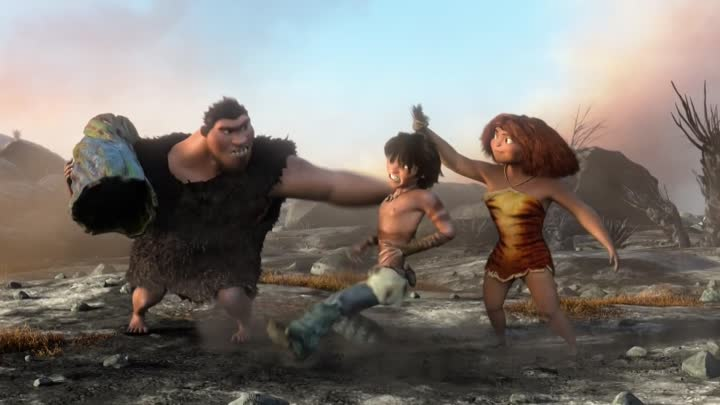 Видео: Семейка Крудс / The Croods (2013) Full HD