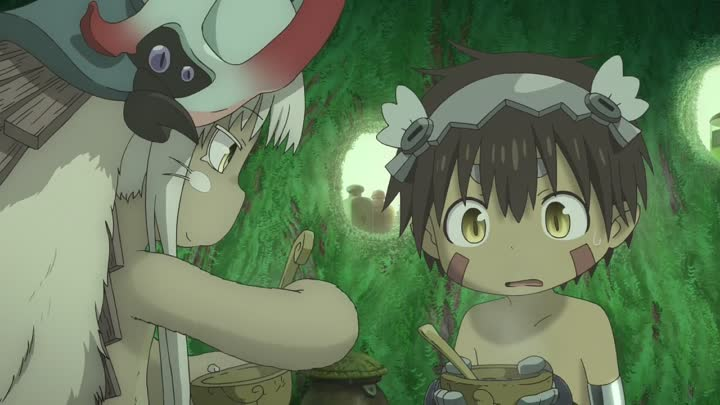 Видео: [AniStar.me] Made in Abyss - 12 [720p]