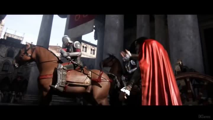 Myrath - The Unburnt Feat Assassin's Creed [HD] 1080p
