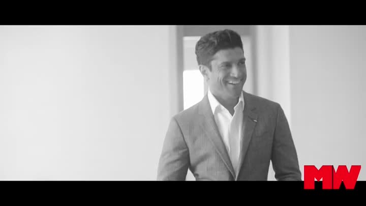 Видео: Farhan Akhtar for Man's World India Magazine - September 2017