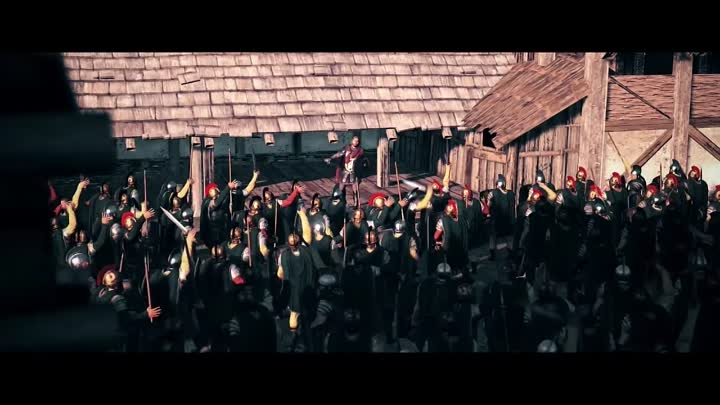 Total War: Rome 2 — Empire Divided — трейлер