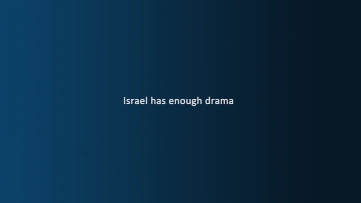 Видео: A DRAMATIC SURPRISE ON A QUIET SQUARE - ISRAEL