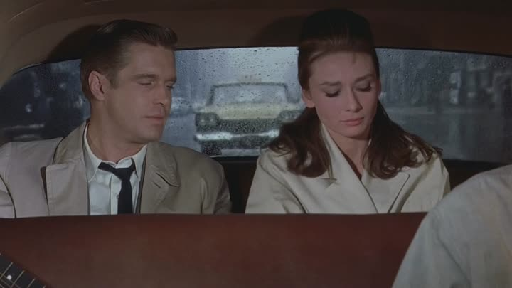 Видео: Завтрак у Тиффани (Breakfast at Tiffany's).1961. Драма мелодрама комедия