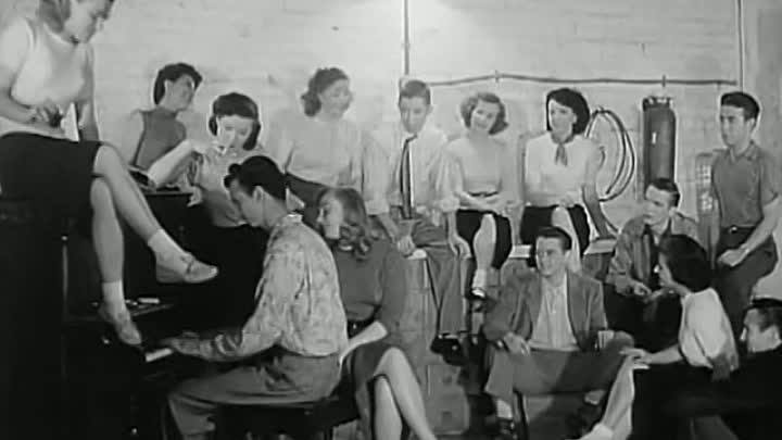 Girl Gang (1954) | Full Movie | w/ Joanne Arnold, Timothy Farrell, Harry Keaton, Mary Lou O'Connor