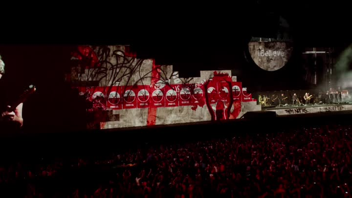 """Видео: Roger Waters - Another Brick In The Wall-(musik.klab ROK ДЖУНГЛИ!!! -""""(official)""""."""