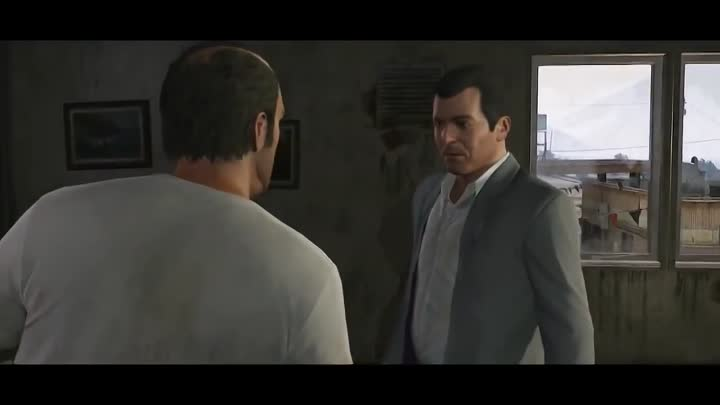 Видео: Grand Theft Auto V- The Official Trailer