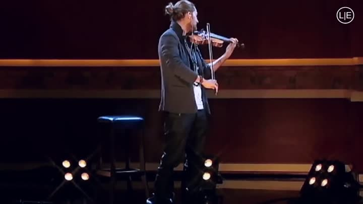 "David Garrett - LIVE ""Viva La Vida"" (Coldplay) MUSIC Album 2012 HD! best HQ Sound live"